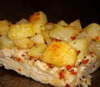 karalabes-csirke