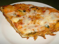 Rakott omlett