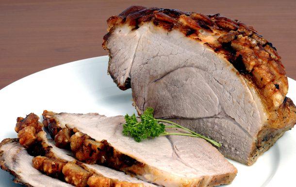 Húsvéti omlós fűszeres sertéssült