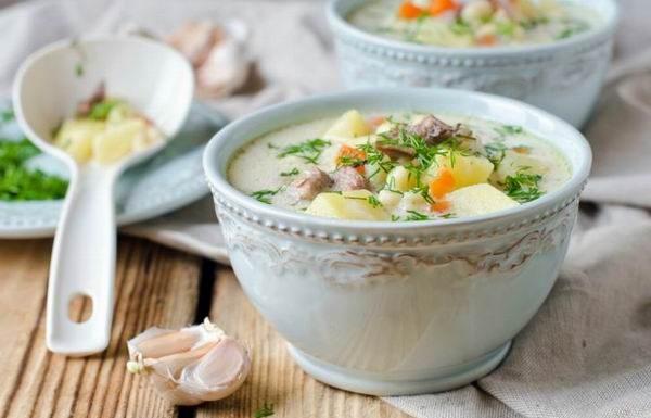 Olasz minestrone